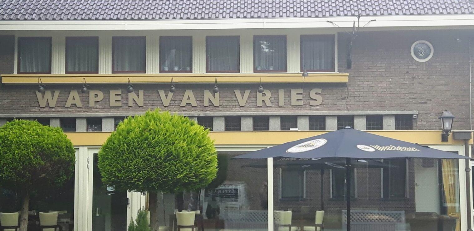 Wapen van Vries