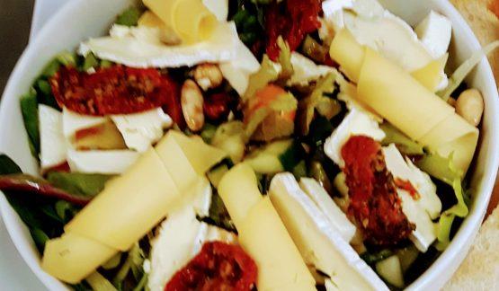 wapen van vries salades